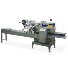 Горизонтальные автоматические упаковочные машины flow-pack